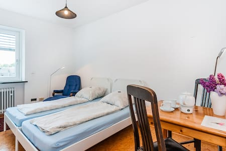 room with bath near University O2 - Regensburg
