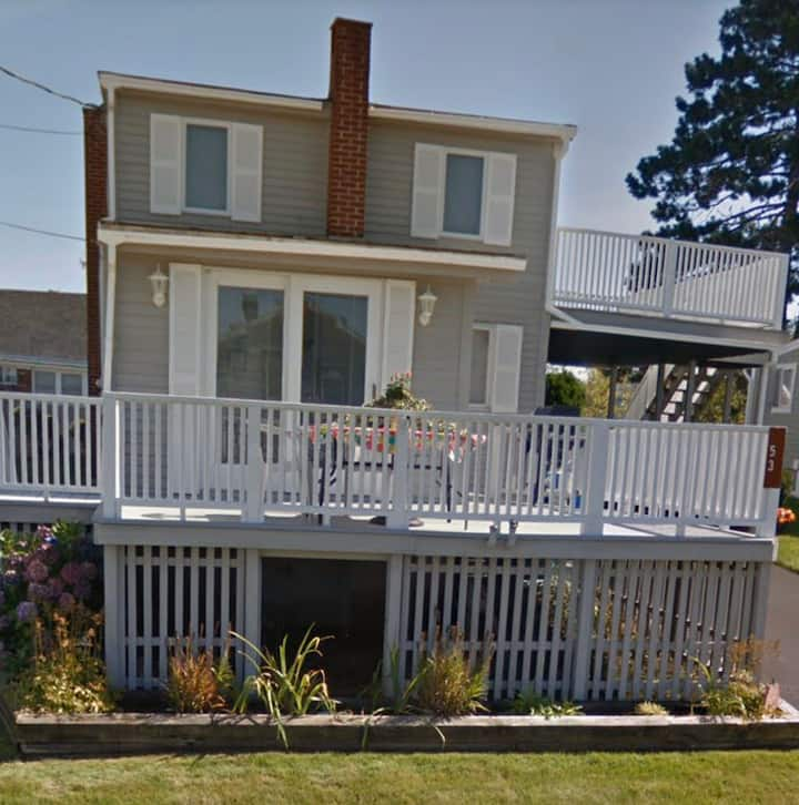 The Beachfront Bungalow.  2 Minutes to Wells Beach