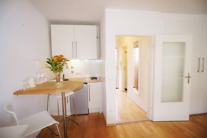 Vermietung Wohnung Schwabing - Munich - Pis