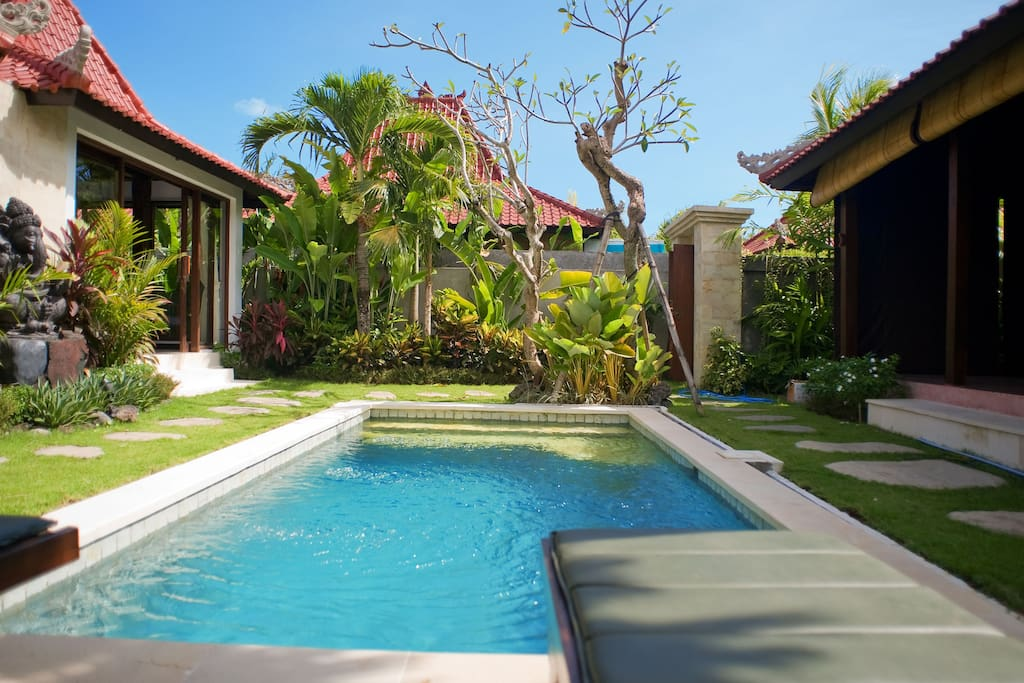 2 Bed Room private villa with pool