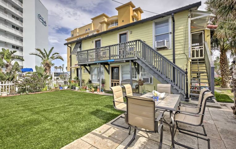 NSB Break Beach House-C Large 2BR/1BA