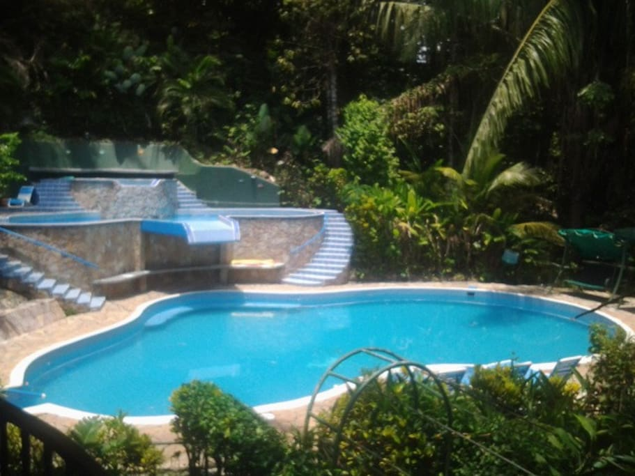 Private Jungle Villa R1a, 3 Pools