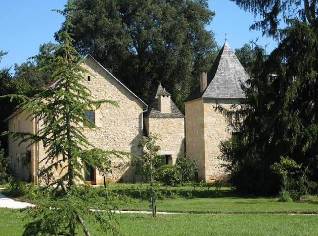 Petit-Manoir Vitrac: best possible location - Vitrac - House