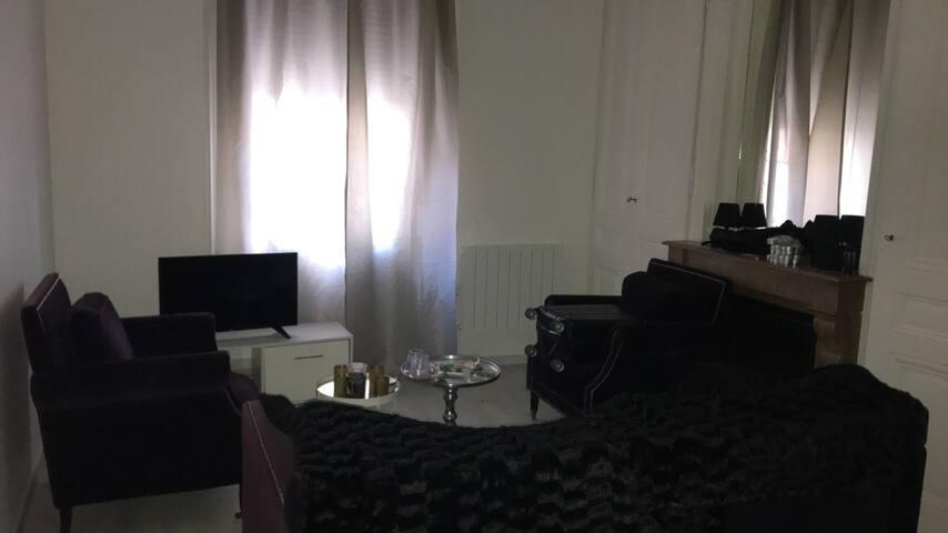 Appartement Moderne Villeurbanne