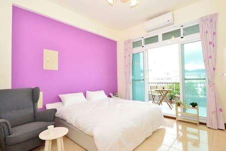 山景雙人房 1 king double bed暑假續住優惠,安心旅遊補助,0920980019