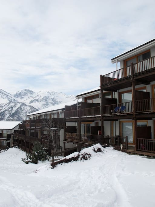 San sicario, skiing the alps! - Appartamenti in affitto a Cesana Torinese, Piemonte, Italia