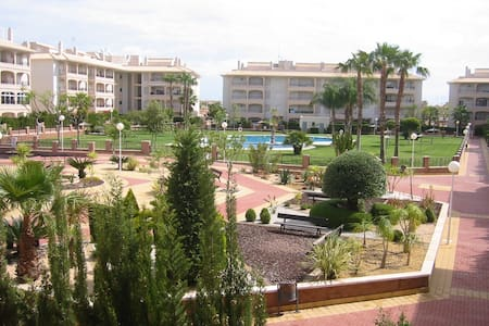 comf.apt.2bedr.2bathr.-golf + beach - Playa Flamenca