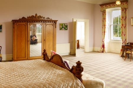 Half Acre Double Room | Temple House - Ballymote - Aamiaismajoitus