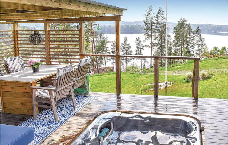 Holiday cottage with 3 bedrooms on 120m² in Finspång