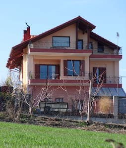 Farmhouse in  Eginio Pieria - Pieria - Лофт