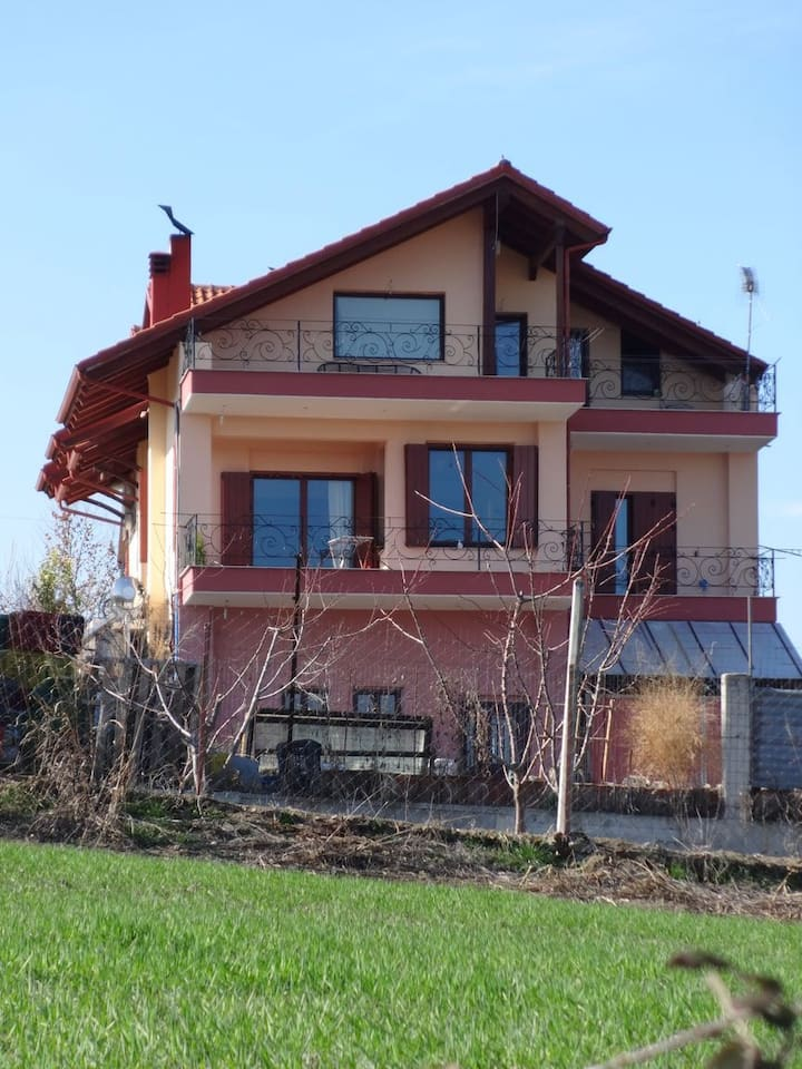 Farmhouse in  Eginio Pieria