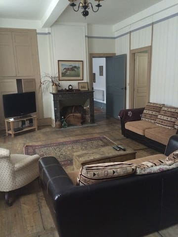 private apartment just off town centre - Maubourguet - Lejlighed