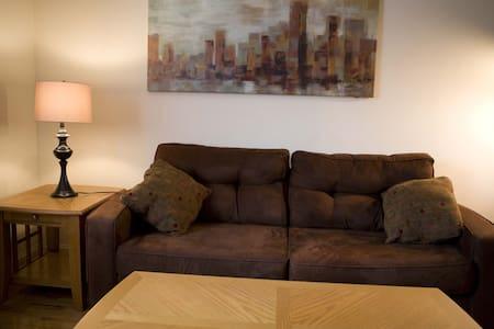 2 BR 1.5 bath - great location (22) - Bridgewater - Apartment