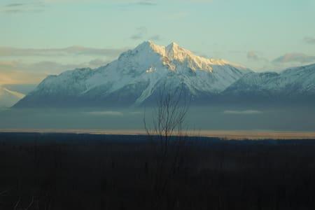 Mountain Vista House - Wasilla - Talo
