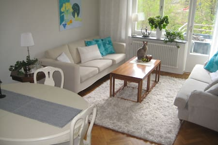 Very nice and bright apartment - Solna