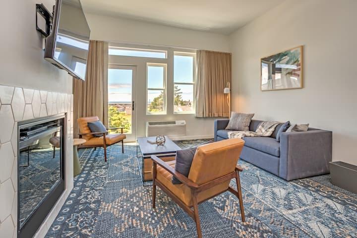 Luxurious Two Bedroom Suite at SaltLine Hotel