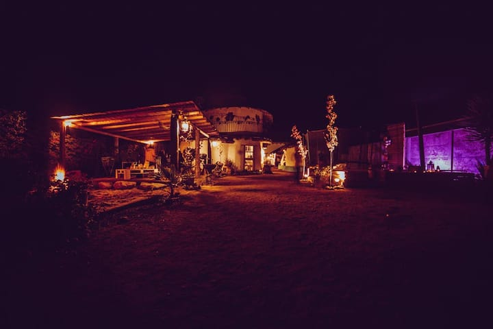 hab. familiar 4 personas- Refugio Capullos de Luna