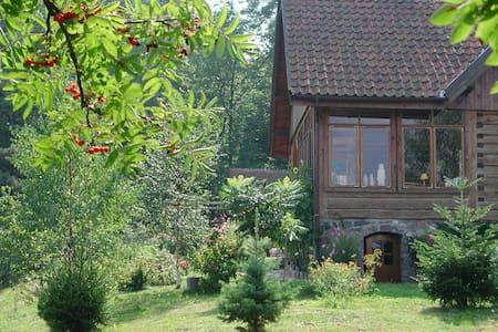 Charming lake house in Masuria