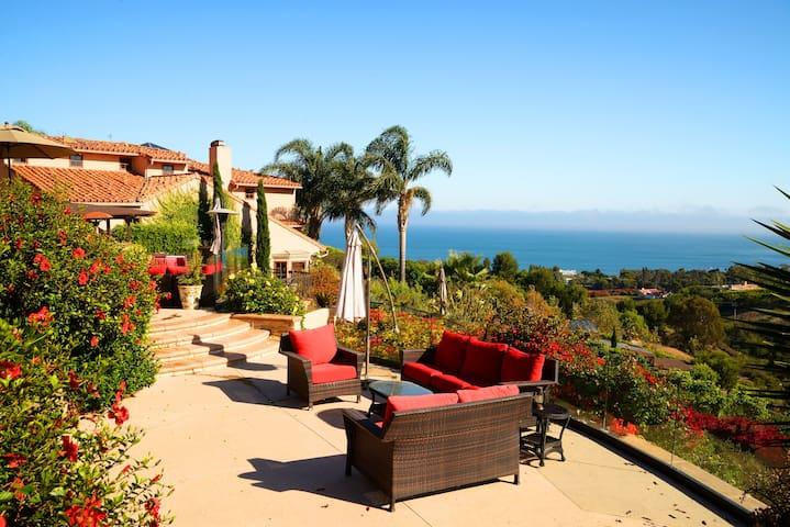 Malibu 3 Acre Panoramic Ocean View