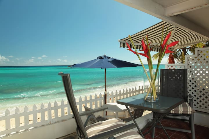 VISTA VILLAS ON THE BEACH - Bridgetown - Apartament