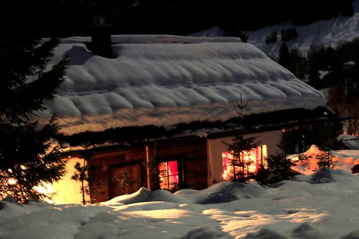 Hütte  für 4 Jahreszeiten