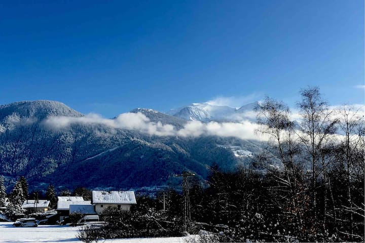 Appartement Passy Mt Blanc 4 personnes