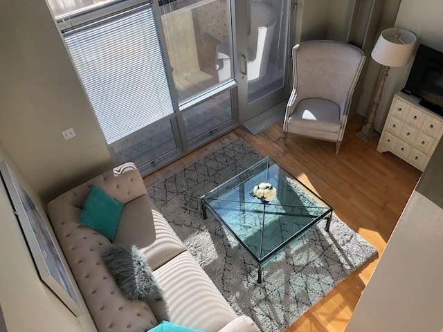 Stylish 2bedrooms loft heart of Gaslamp&Convention