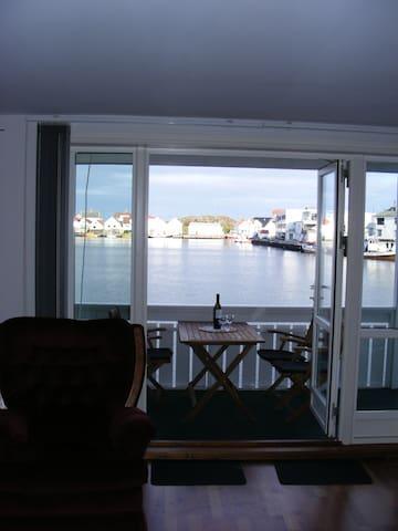 90 m2 Watherfront   Karmøy - Åkrehamn - Apartamento