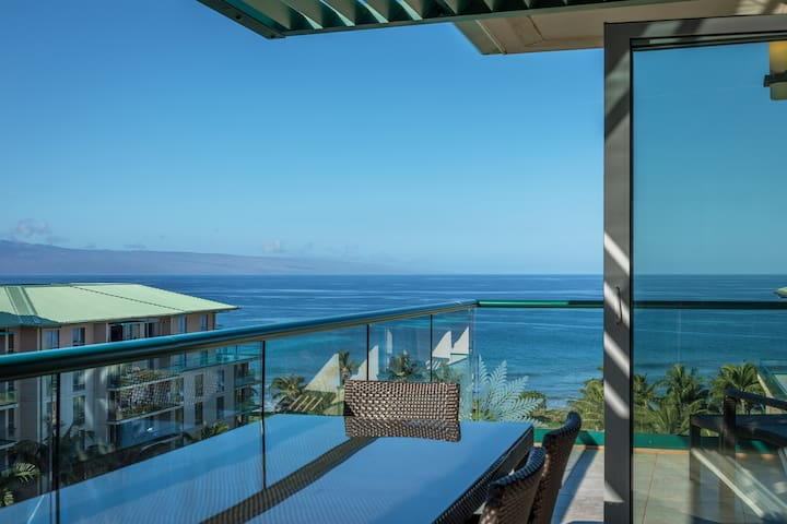Maui Westside Properties - Honua Kai H841- Ocean Views w/Wrap-around Lanai| Sleeps: 2 Bedroom, 2 Bathroom