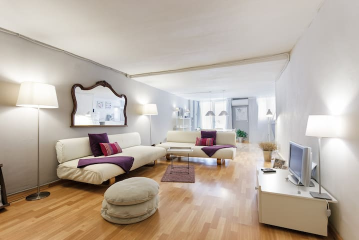 Special and Elegant Loft - Barcelone - Appartement