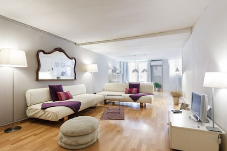 Special and Elegant Loft - Barcelona - Apartment
