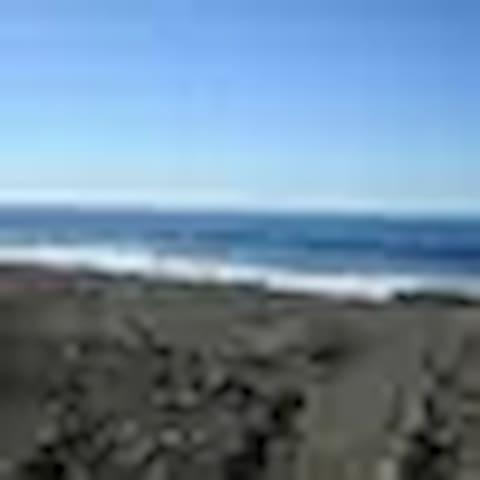 Beach front El Sunzal Point Break Room 2
