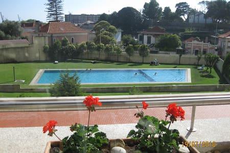 T3 pool, gynasium, sauna - Leça da Palmeira - 公寓
