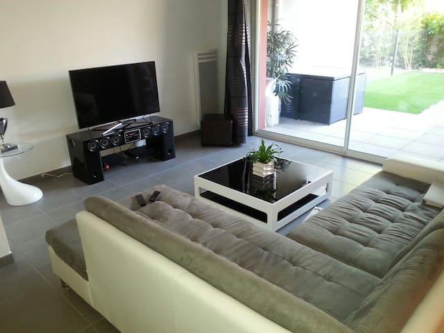Appartement neuf équipé de 75 m² - Mauguio - Apartment