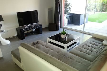 Appartement neuf équipé de 75 m² - Mauguio