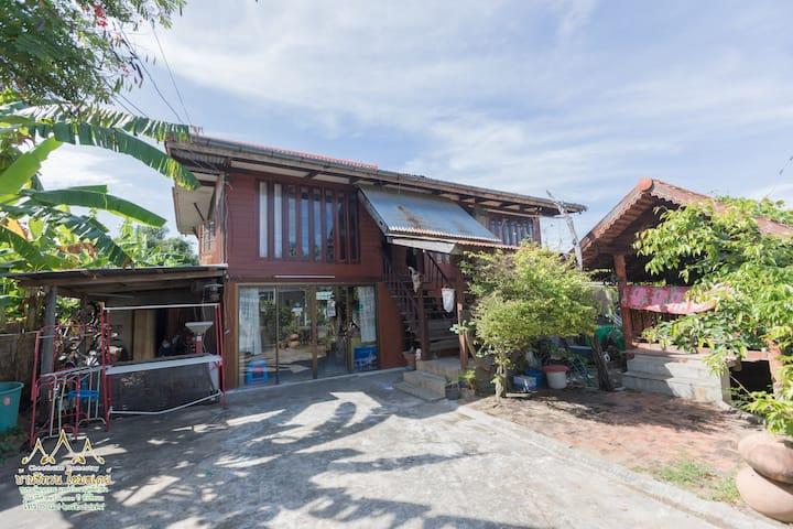 Home stay by คุณหมวย (Tambon Cheetuan )