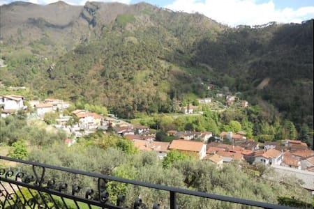 Casa sulle colline della Versilia - San Vito-cerreto - House