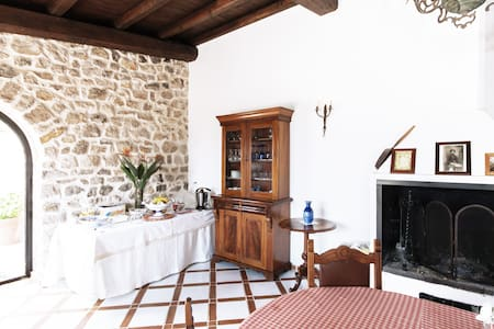 b&b charming country house,Sonnino - Sonnino - Szoba reggelivel