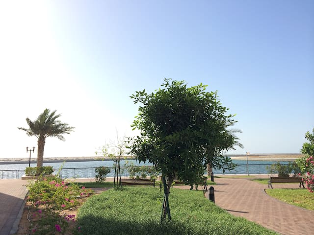 Amazing Royal Beach House - Ras Al-Khaimah - Apartemen