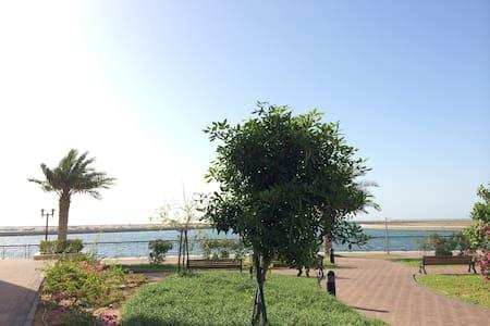 Amazing Royal Beach House - Ras Al-Khaimah - Flat