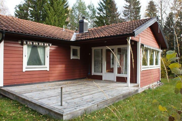 Sommar / året runt i Roslagen