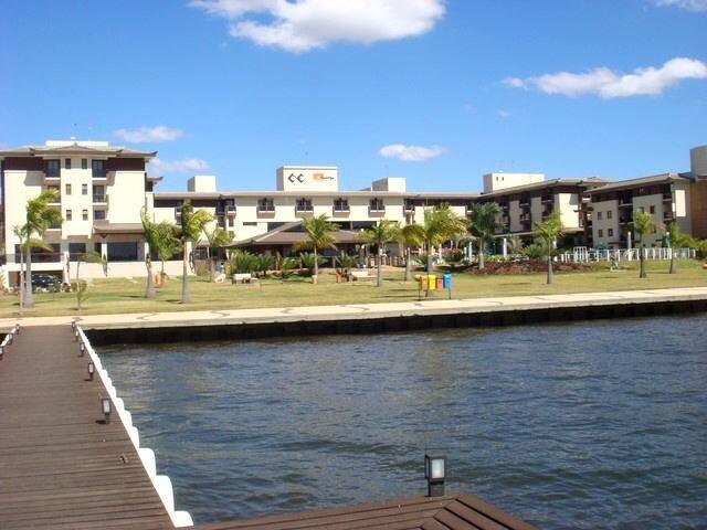 Flat in LIFE RESORT  - By the Lake - Brasilia - Lägenhet