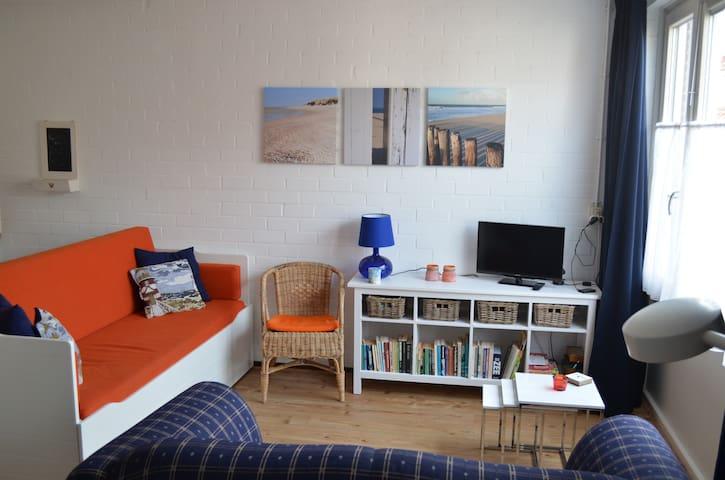 Nieuw ingerichte gezellige woning - Zoutelande - Appartement