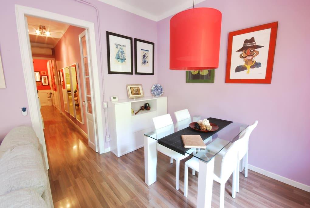 Gaud sagrada familia appartamenti in affitto a for Appartamenti a barcellona in affitto
