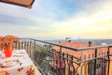Holiday apartment with 1 bedroom on 65m² in Sant'Alfio