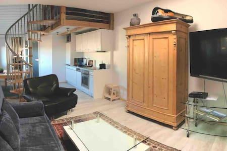 'Luisa' - Spacious maisonette loft - approx.30 sqm