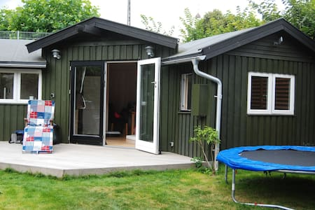 Garden cottage close to city centre - Copenhagen - Cabin