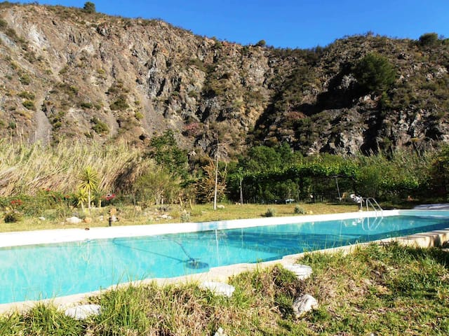 Rural Gite Finca Vista Alegre - Carratraca - Hus