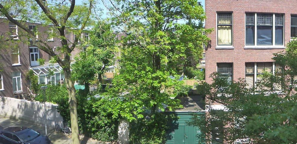 Nice flat in Kralingen near Erasmus - Rotterdam - Appartement