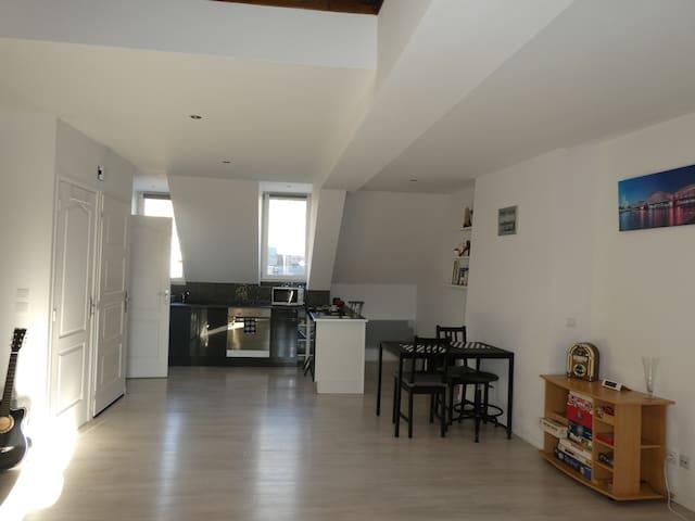 Appartement en coeur de ville